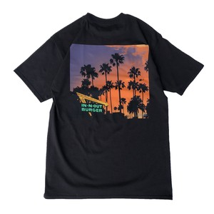 IN-N-OUT BURGER 2017 California Dreamin' Tee - black