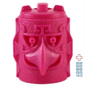 ケロッグ トーテムポール R&L メキシコ版 鼻の神 イーグルビーク ピンク