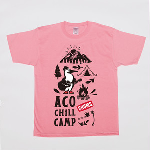 ACC19 CHUMS×ACC KIDS Tシャツ