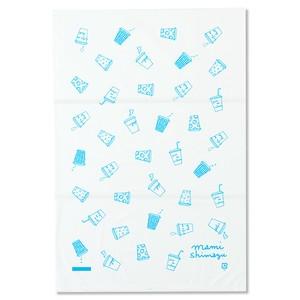 ポリ袋 Tasse ブルー (30枚入)