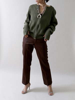 1970′s Military / Driving Knit