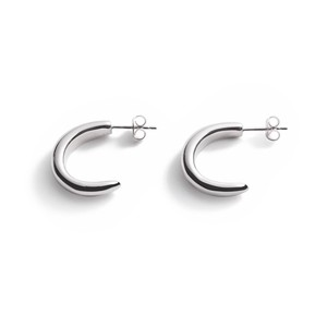 Hook silver pierces