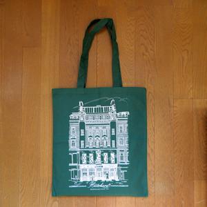 Hatchards Green Bag/ハッチャード・グリーンバッグ/エコバッグ・トートバッグ