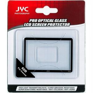 JYC Canon EOS 60D用 強化ガラス製液晶プロテクター