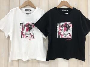 BETTY BOOP×ZIDDY コラボTシャツ1235-22544