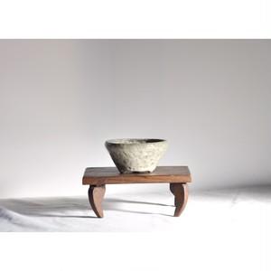 【豆植木鉢】豆鉢 vintage japan bonsai 古道具 盆栽鉢