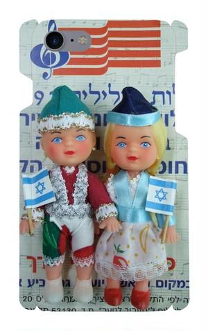 イスラエルドールのiPhone7/8ケース