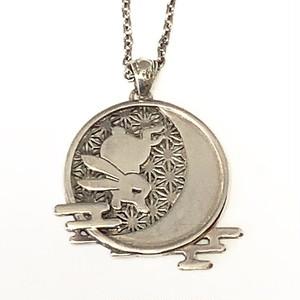 月の兎ペンダント(Moon Rabbit Pendant)