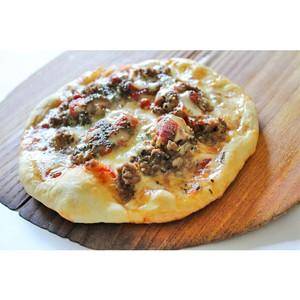 ミートソースピザ Mサイズ(24cm)冷凍ピザ