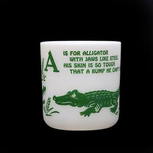 ヘーゼルアトラス アルファベットシリーズ『Alligator』 キディマグ (235)
