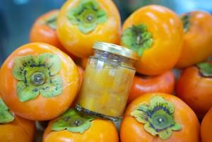 無添加 柿のマルメラータ