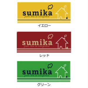 sumika / ロゴタオル