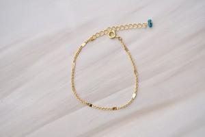 Simple chain bracelet