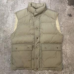 70's eddie bauer down vest