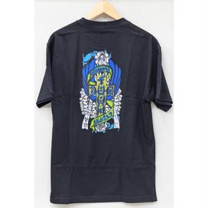 【ドッグタウン】ドレッセンフレークTシャツブラック
