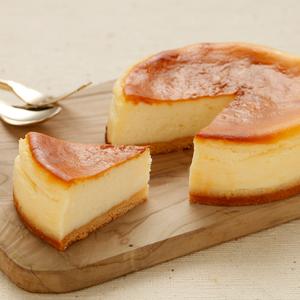 【予約 / Xmasケーキ同梱用】4号:プレーンなベイクチーズ