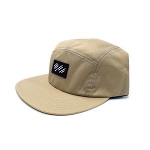 scar /////// BLOOD RIPSTOP NYLON CAMP CAP (Tan)