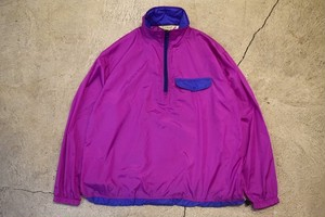 USED 90s L.L.bean Nylon Jacket -Large N0581