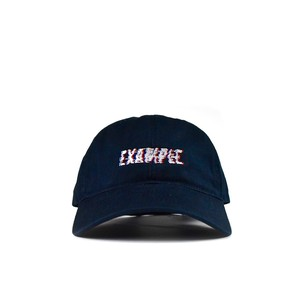 AFTERIMAGE LOW CAP / NAVY