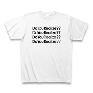 ザ・フレーミング・リップス「Do You Realize??」TシャツA