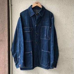 1940's ALLEN Denim Coverall  Size・Fit Like 40