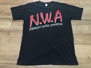 NWA Tシャツ ラップ HIPHOP ギャングスタ EAZY-E アイスキューブ