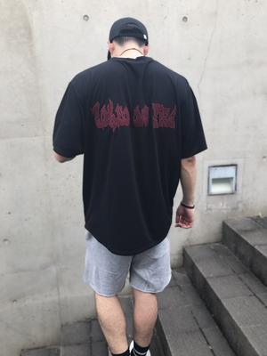 [大好評ブランド]TOKYO ON FIRE HAND TEE 2カラー