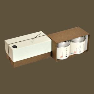 小缶2本箱 八十八夜の茶/八十八夜の茶
