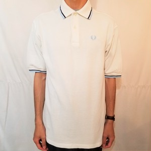 FRED PERRY   Polo shirt /Made In England [1368]