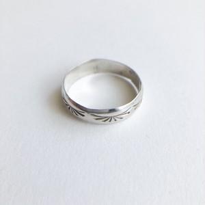 silver 925 design ring #14[r-108]