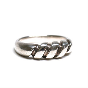 Old Renoma Oblique Line Ring