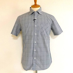 Widespread BD S/S Shirts Fine Glen Check Broad