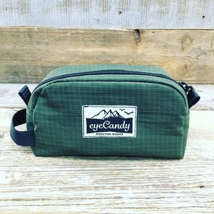 EYECANDY 「JUNGE POUCH」005 緑