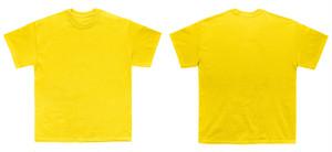 カラフルシャツ(黄色)