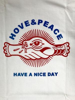 STAY NEUTRINO HOVE&PEACE Tシャツ