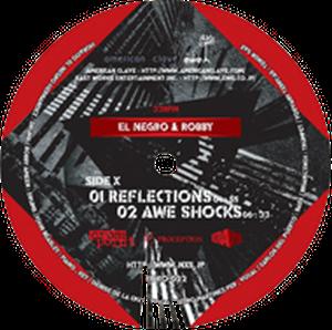 El Negro & Robby / Alaya Vijana Ⅲ SPLIT EP