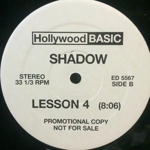 DJ Shadow / Lesson 4