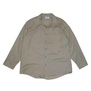 """ARAMARK"" 65% Polyester × 35% Cotton L/S Shirts"