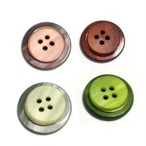 バイカラーボタン「17mm」(全4色)【A0005】
