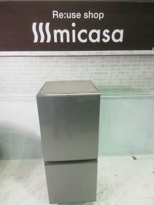 AQUA 2019年式 126L 冷蔵庫 AQR-13J アクア