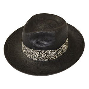 """TOQUILLA HAT"" (BLACK) / RUDE GALLERY"