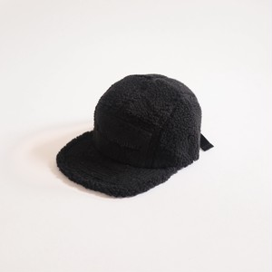 FTMTS Fleece Jet Cap (Black)