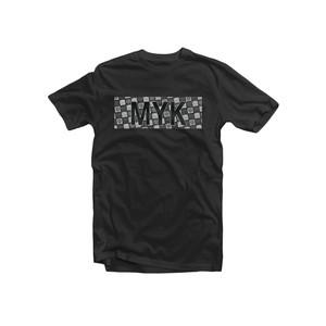 MYK Box Logo Tee (Black)