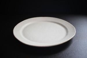 古川元吾(撫菜花工藝)|リム丸皿