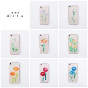iphone8,7,6s, SE2 対応ケース/ haruno
