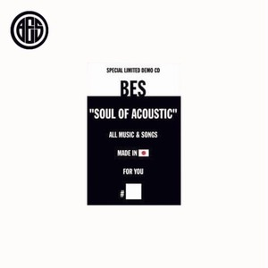 "【追加生産分入荷】acoustic demo album ""SOUL OF ACOUSTIC"""