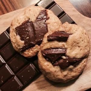 チョコブロッククッキー(コロンビア産アラウカ)
