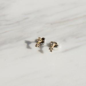 nim-14 Pierced earring