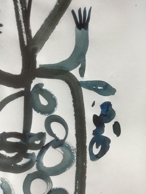 Painting 16【Plant】