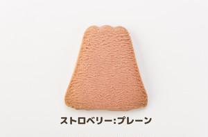 フジヤマクッキー 3枚入り ストロベリー